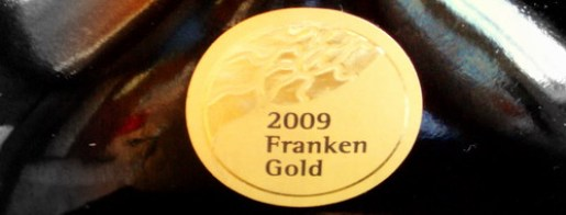 Brennfleck Medaille