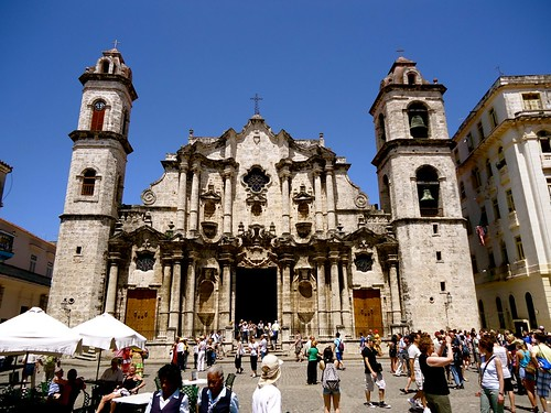 Cathedral in Havanna