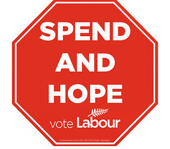 Labour - Spend and Hope