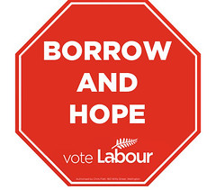 Labour: Borrow and Hope