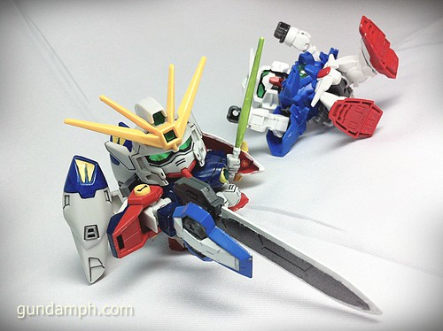 SD Wing Zero