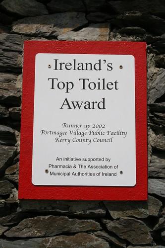 Top Toilet