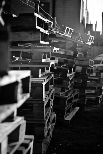 palletised by Matt Hovey (on hiatus. back soon!)