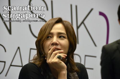 2011 Jang Keun Suk Fan Meeting in Singapore Autograph and Photo-taking Session