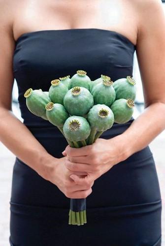 unique wedding bouquet 16