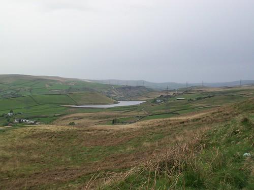 Looking towards Yorkshire