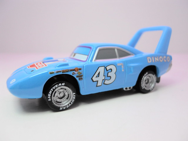 tomica disney cars mack,king,chick hicks,tongue mcqueen combo (11)