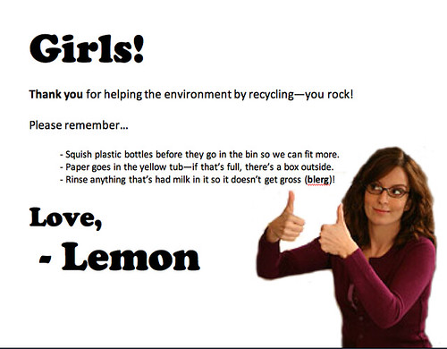 Lemon Recycling