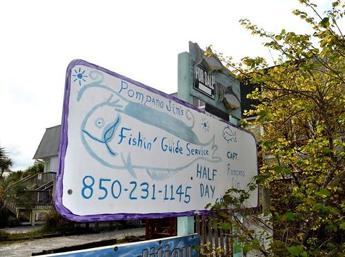 Grayton Beach, Fla., Fishin' Guide Service