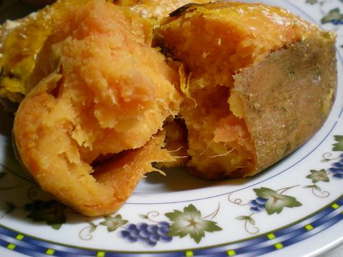 Mitsu baked sweetpotatoes 2