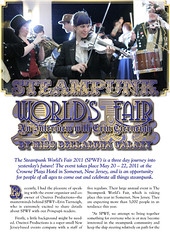 The Primgraph: Issue 16 - The Steampunk World's Fair