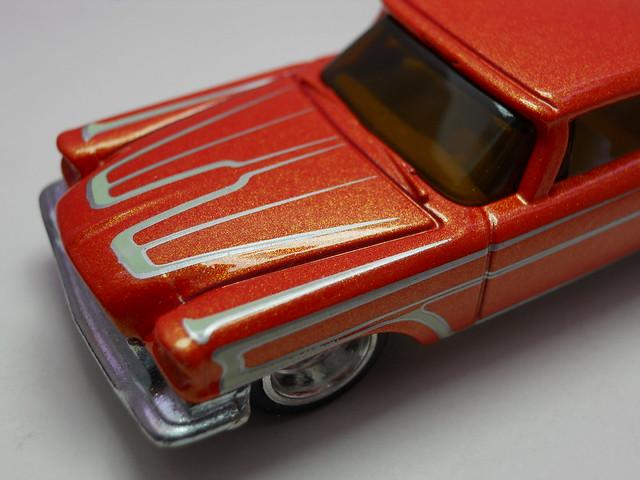 hot wheels garage '57 chrysler 300 (3)