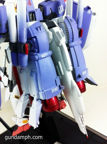 MG EX-S Gundam Custom Painted (7)