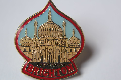 Saturday: Brighton Pin