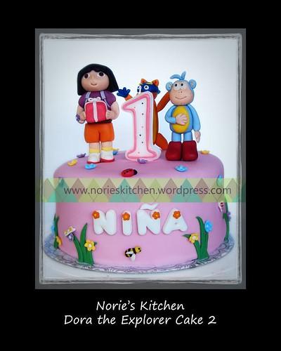 Norie's Kitchen - Dora the Explorer 2