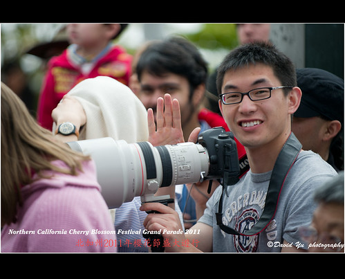 The 44th Annual Northern California's Annual Cherry Blossom Grand Parade 2011 by davidyuweb