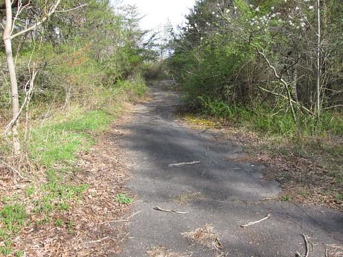 Abandoned US 127