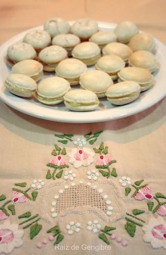 136. Macarons Take 2