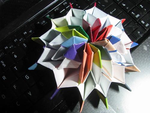 Firework Origami