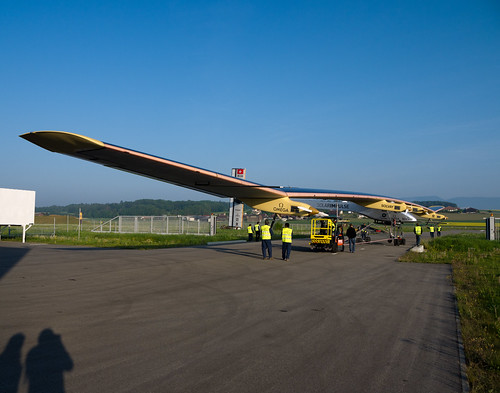Solar Impulse 13