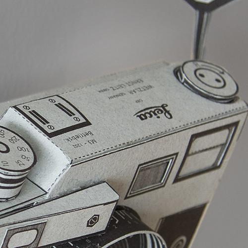 Pinhole Paper Leica