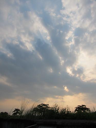 crepuscular rays 2