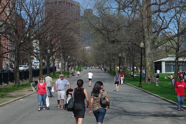 Memorial Day @ Boston Common