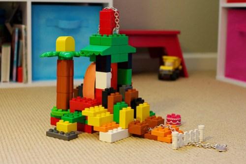 Molly's Lego House