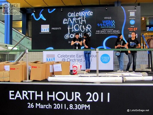 Earth Day @ Singapore March 26, 2011