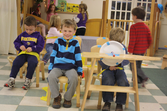 v week • preschool - 43