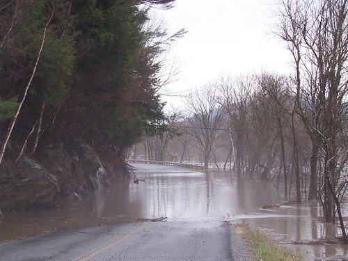 hogback rd flooded
