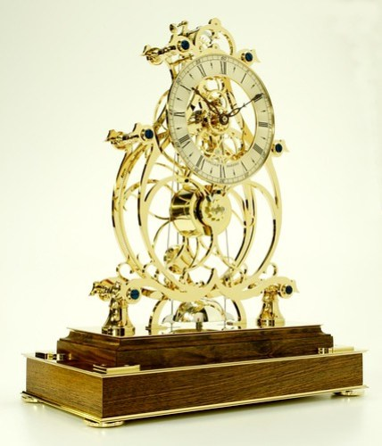 Great Wheel Condliffe Clocks