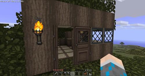 Minecraft - Tree House