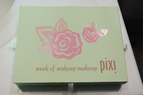 Pixi Week of Makeup