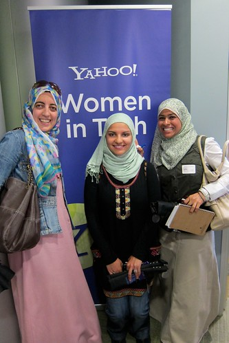 TechWomen at Yahoo