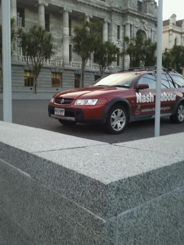 Nashy's shaggin' wagon