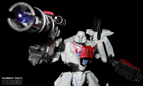 War For Cybertron Megatron