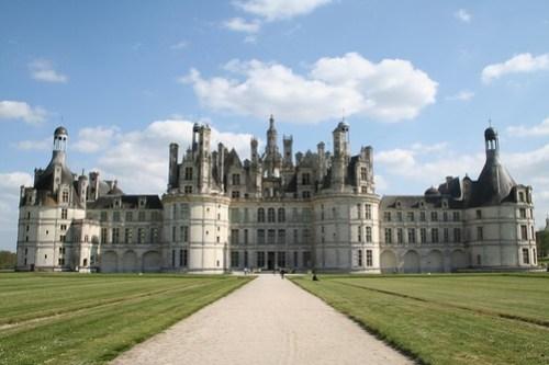chateau de Chambord Apr 2006