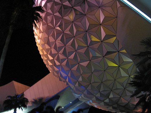 dome, Future World