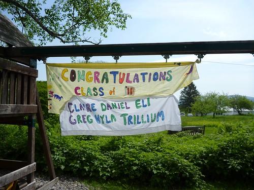 OFS graduation - Banner