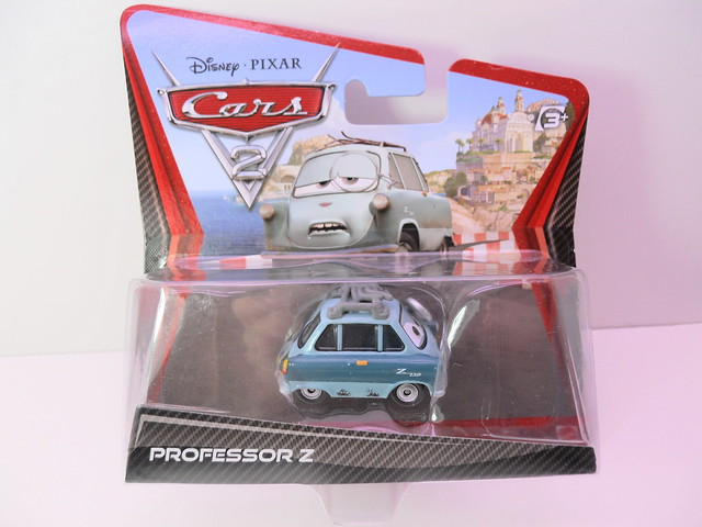 disney cars 2 professor z (1)