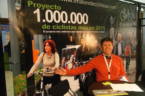 Proyecto Un Millón de Ciclistas más en 2015