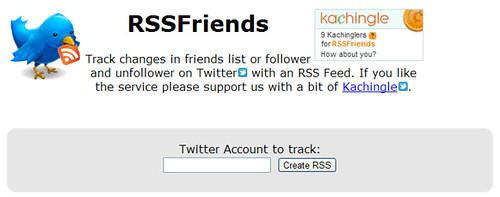 RSSFriends