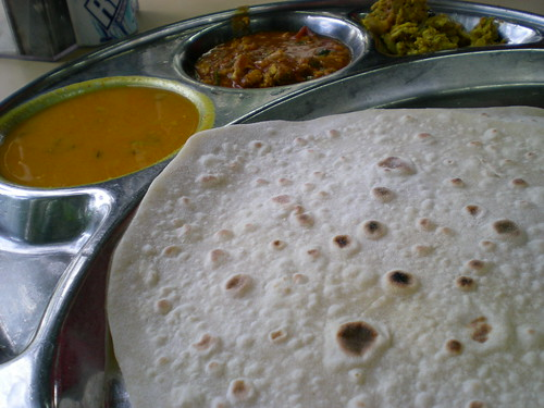 Chicken chapatti