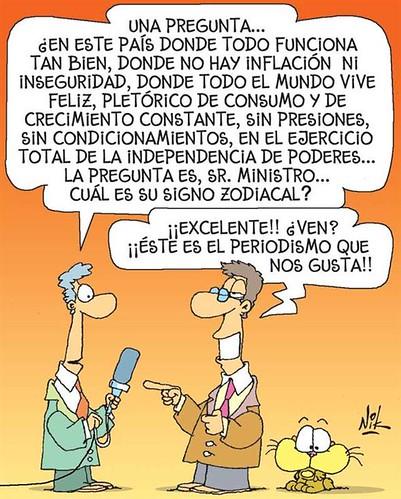 "Libertad de Prensa ""K"""