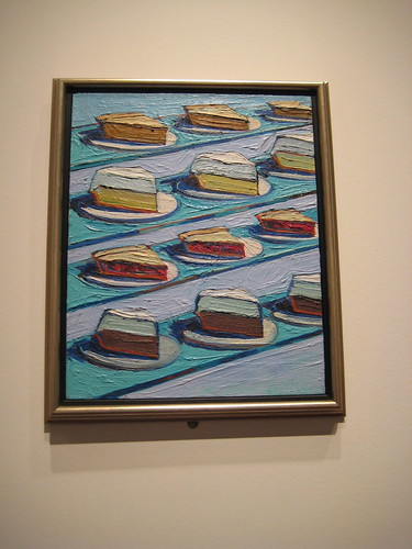 Thiebaud pies MAM