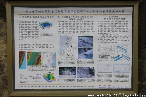 [旅遊.台東]大坡國小.遇見池上斷層 @VIVIYU小世界