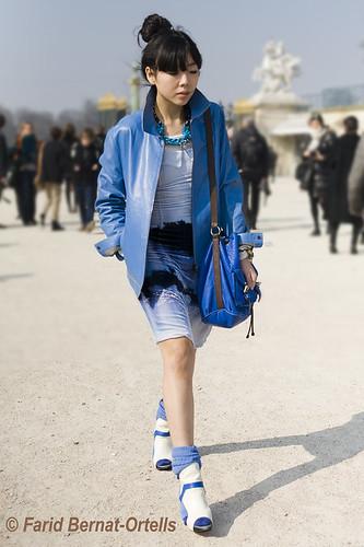 Fashion Week Paris March 2011- Semaine de la Mode Paris Mars 2011