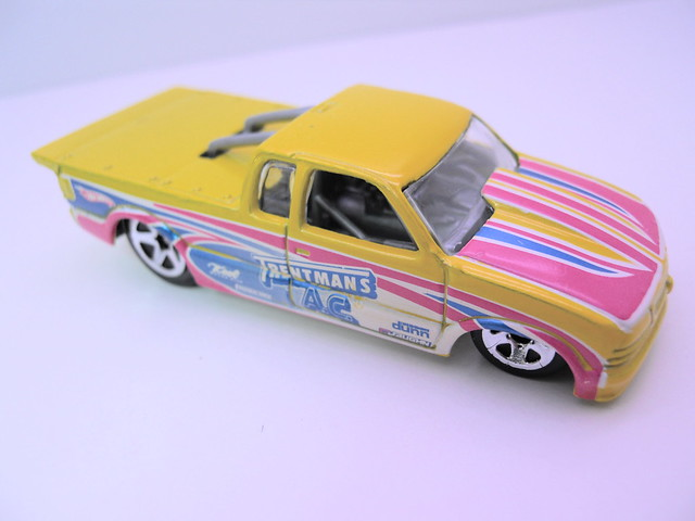 hot wheels chevy pro stock truck (3)