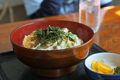 江の島めぐり―魚見亭の江の島丼(Enoshima ricebowl of Uomitei, Enoshima, 2011)